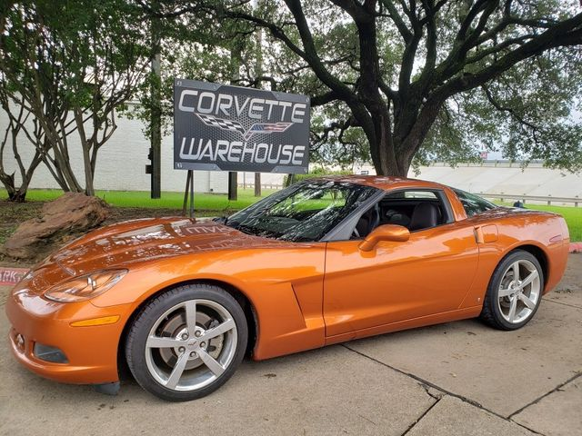 2008 Chevrolet Corvette Coupe Auto, CD Player, Polished Wheels, NICE