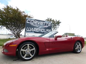 2008 Chevrolet Corvette Convertible 3LT, F55, NAV, NPP, Auto, Chromes 84k in Dallas, Texas 75220