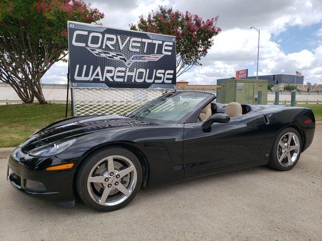 2008 Chevrolet Corvette Convertible 3LT, Z51, NPP, Power Top, Chromes 14k in Dallas, Texas 75220