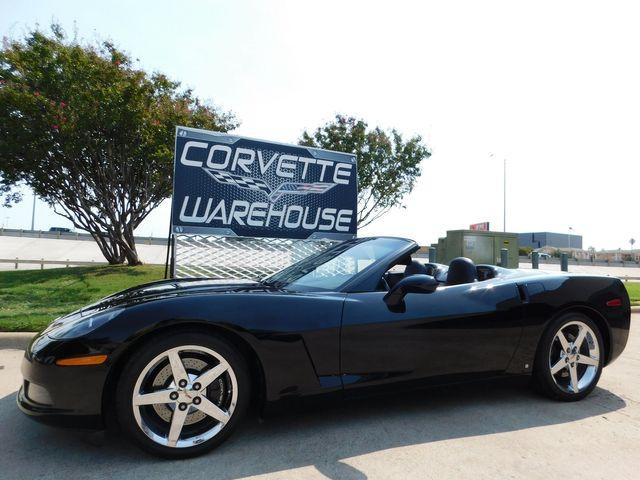 2008 Chevrolet Corvette Convertible 3LT, F55, NAV, NPP, Auto, Chromes 39k