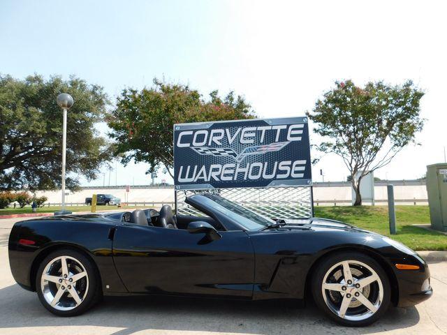 2008 Chevrolet Corvette Convertible 3LT, F55, NAV, NPP, Auto, Chromes 39k in Dallas, Texas 75220