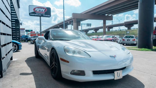 2008 Chevrolet Corvette Widebody Heads & Cam with Many Upgrades