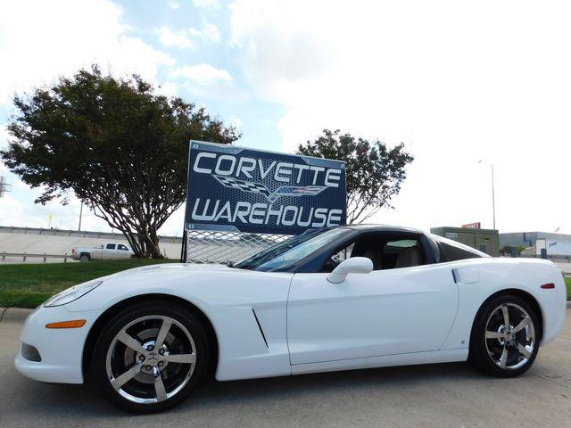 2008 Chevrolet Corvette Coupe 3LT, NAV, Auto, Glass Top, Chromes, NICE