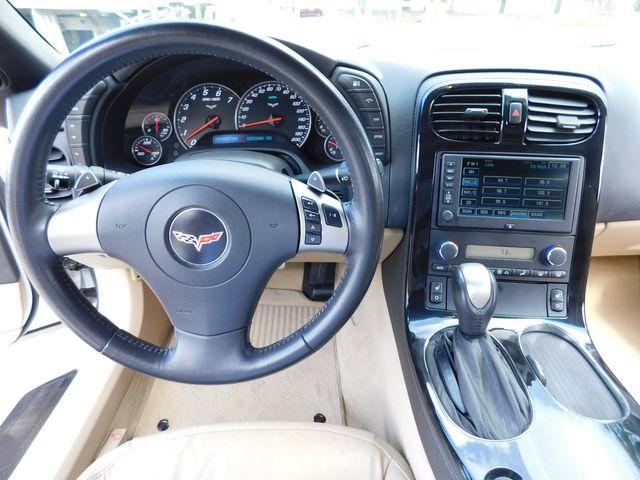 2008 Chevrolet Corvette Coupe 3LT, NAV, Auto, Glass Top, Chromes, NICE in Dallas, Texas 75220
