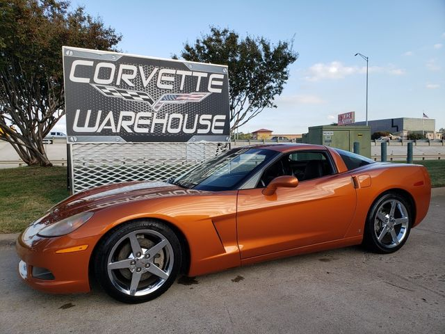 2008 Chevrolet Corvette Coupe Auto, CD, Chrome Wheels, NICE in Dallas, Texas 75220