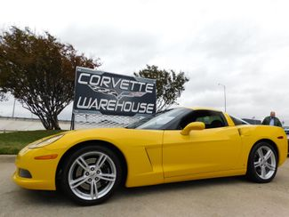 2008 Chevrolet Corvette Coupe 4LT, Z51, NAV, TT Seats, Auto 26k in Dallas, Texas 75220