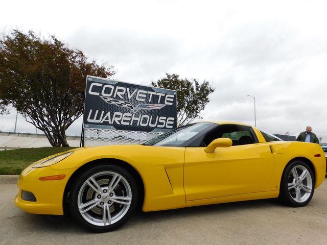 2008 Chevrolet Corvette Coupe 4LT, Z51, NAV, TT Seats, Auto 26k