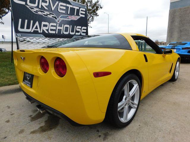 2008 Chevrolet Corvette Coupe 4LT, Z51, NAV, TT Seats, Auto 26k in Dallas, Texas 75220