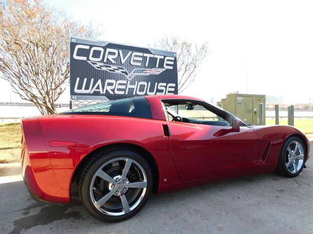 2008 Chevrolet Corvette Coupe 3LT, Z51, NPP, 6-Speed, Chrome Wheels 7k in Dallas, Texas 75220