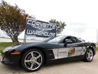 2008 Chevrolet Corvette Coupe 3LT, Z51, NPP, Indy Pace Car, Chromes 11k in Dallas, Texas 75220