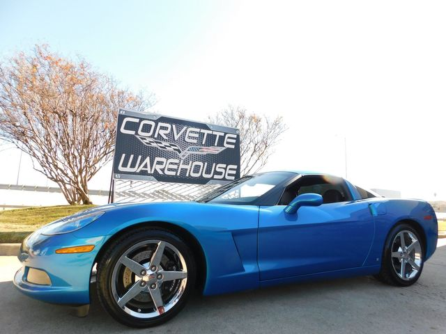 2008 Chevrolet Corvette Coupe 2LT, Z51, NPP, CD, Chrome Wheels 22k in Dallas, Texas 75220
