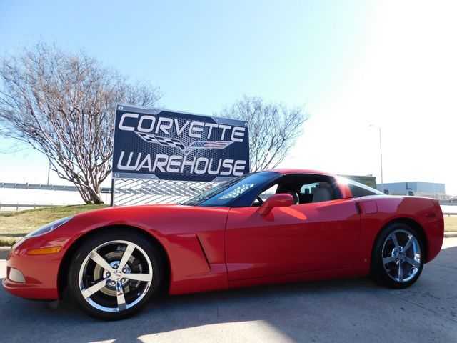 2008 Chevrolet Corvette Coupe 3LT, 6-Speed, HUD, CD, Chromes Wheels 64k in Dallas, Texas 75220