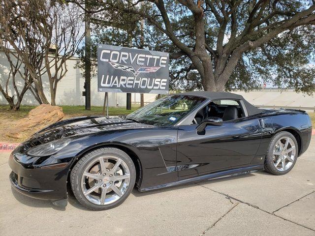 2008 Chevrolet Corvette Convertible 3LT, Power Top, Auto, Chromes, 50k