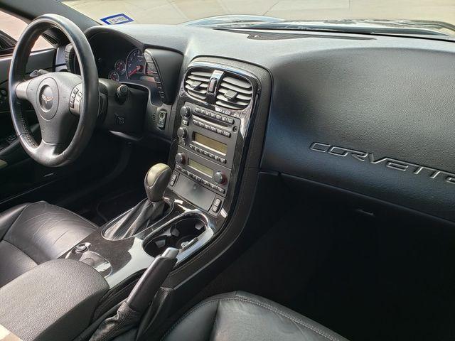 2008 Chevrolet Corvette Convertible 3LT, Power Top, Auto, Chromes, 50k in Dallas, Texas 75220