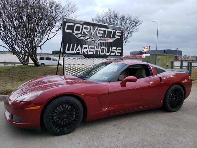 2008 Chevrolet Corvette Coupe 3LT, Z51, NAV, NPP, Auto, Nice