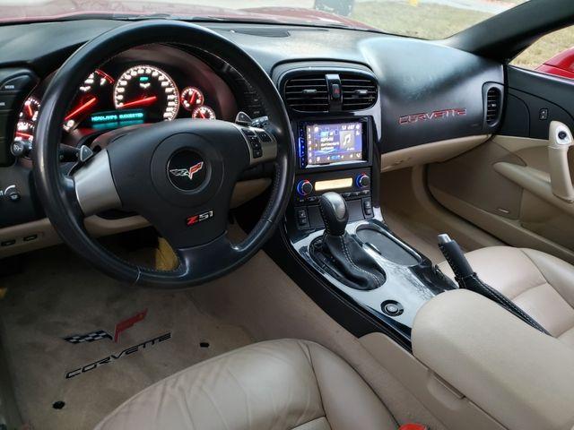 2008 Chevrolet Corvette Coupe 3LT, Z51, NAV, NPP, Auto, Nice in Dallas, Texas 75220