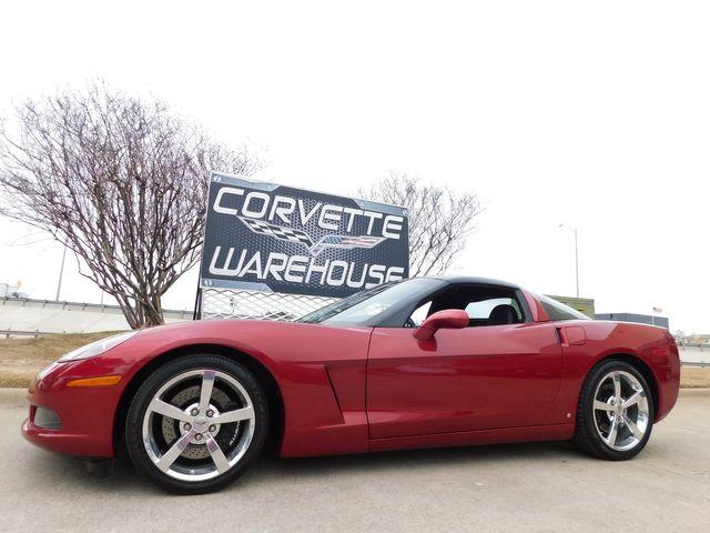 2008 Chevrolet Corvette Coupe 4LT, Z51, NAV, 6-Speed, Polished Wheels 12k