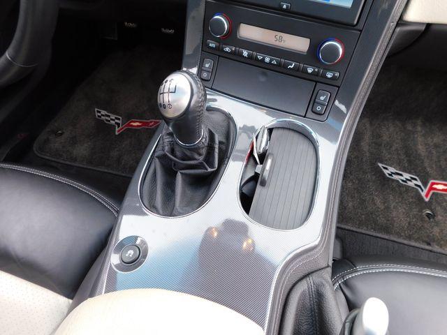 2008 Chevrolet Corvette Coupe 4LT, Z51, NAV, 6-Speed, Polished Wheels 12k in Dallas, Texas 75220