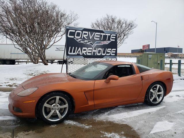 2008 Chevrolet Corvette Coupe 3LT, TT Seats, CD, HUD, Polished Wheels 28k