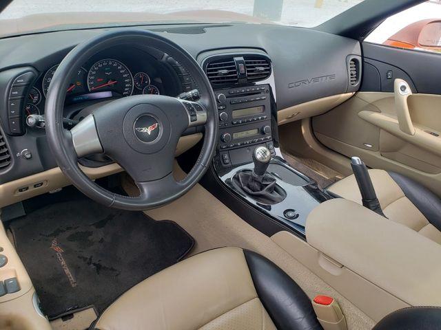 2008 Chevrolet Corvette Coupe 3LT, TT Seats, CD, HUD, Polished Wheels 28k in Dallas, Texas 75220