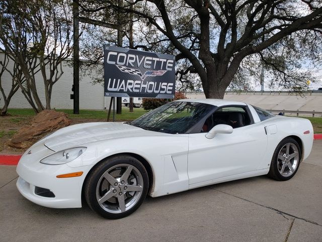 2008 Chevrolet Corvette Coupe, 3LT, F55, NAV, NPP, HUD, Auto, Chromes 75k in Dallas, Texas 75220