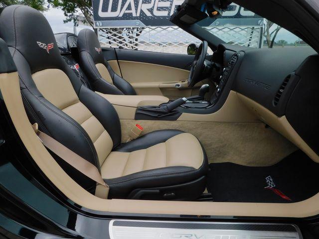 2008 Chevrolet Corvette Convertible 3LT, Z51, TT Seats, Chromes, Auto 6k in Dallas, Texas 75220