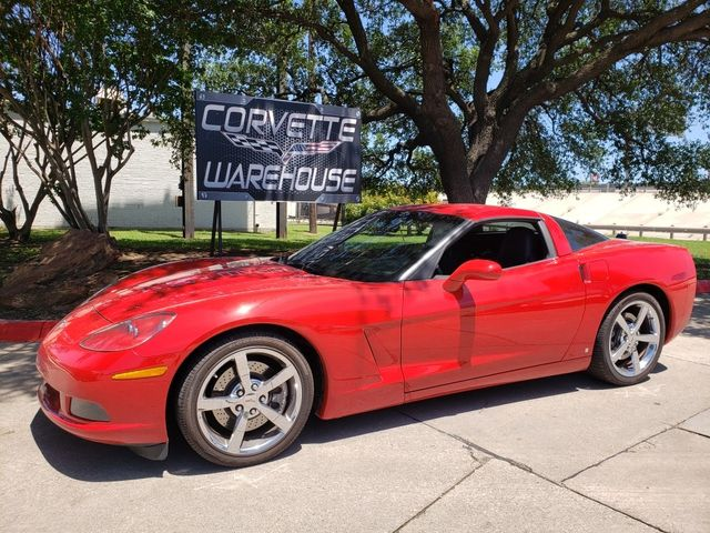 2008 Chevrolet Corvette Coupe Z51, 6-Speed, CD Player, Chromes, Only 5k in Dallas, Texas 75220