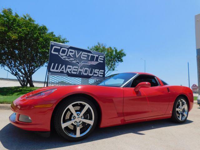 2008 Chevrolet Corvette Coupe Z51, 6-Speed, CD Player, Chromes, Only 5k