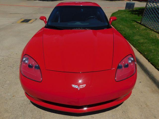 2008 Chevrolet Corvette Coupe Z51, 6-Speed, CD Player, Chromes, Only 5k in Dallas, Texas 75220