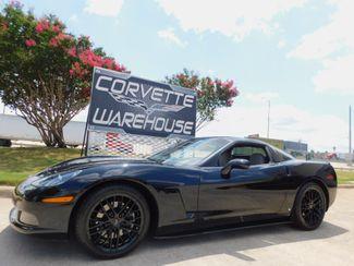 2008 Chevrolet Corvette Coupe 3LT, Skirts, CD, Black ZR1 Alloys 15k in Dallas, Texas 75220