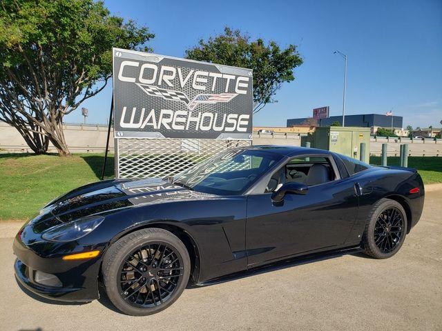 2008 Chevrolet Corvette Coupe 3LT, Skirts, CD, Black ZR1 Alloys 15k