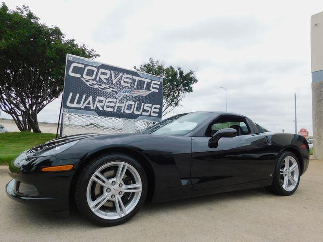 2008 Chevrolet Corvette Coupe 6-Speed, CD Player, Alloy Wheels, Only 3k