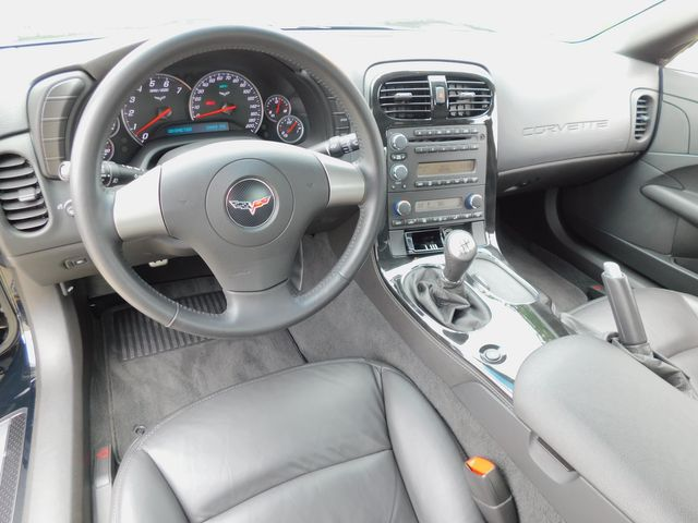 2008 Chevrolet Corvette Coupe 6-Speed, CD Player, Alloy Wheels, Only 3k in Dallas, Texas 75220
