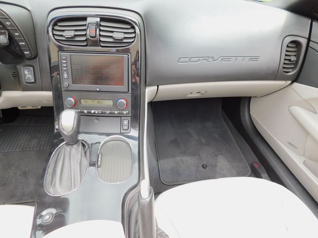 2008 Chevrolet Corvette Convertible 3LT, Z51, NAV, NPP, GS Chromes 49k in Dallas, Texas 75220