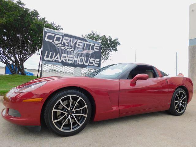 2008 Chevrolet Corvette Coupe, 3LT, F55, Auto, C7 Machined Wheels 57k