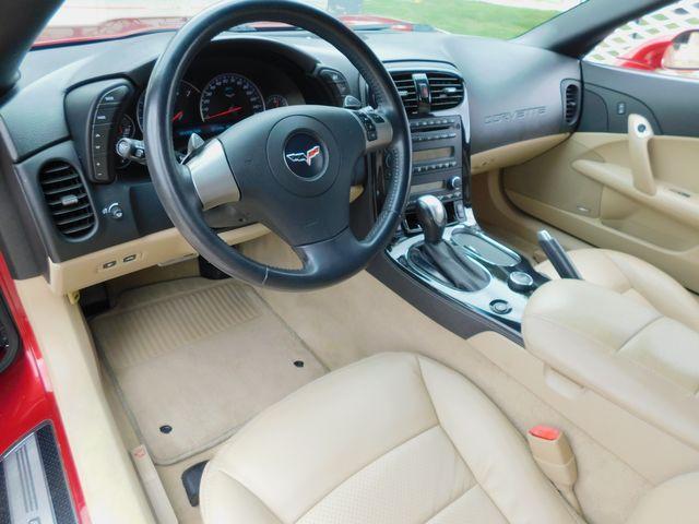 2008 Chevrolet Corvette Coupe, 3LT, F55, Auto, C7 Machined Wheels 57k in Dallas, Texas 75220