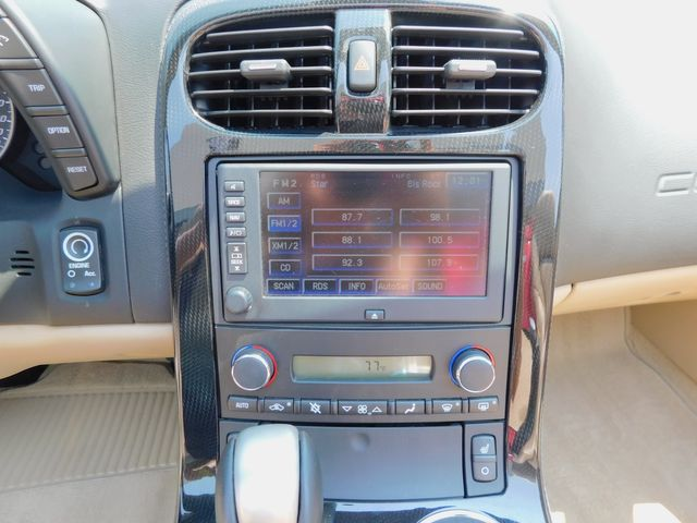 2008 Chevrolet Corvette CONV Z51, 3LT, NAV, NPP, Power Top, Chromes 22k in Dallas, Texas 75220