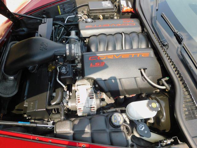 2008 Chevrolet Corvette Coupe 3LT, Z51, CD, HUD, NPP, Auto, Chromes 73k in Dallas, Texas 75220