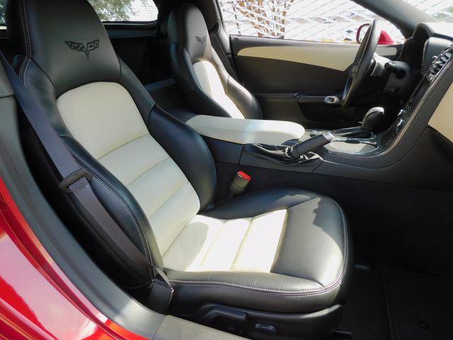 2008 Chevrolet Corvette Coupe 4LT, F55, NAV, HUD, Auto, Chrome Wheels 14k in Dallas, Texas 75220