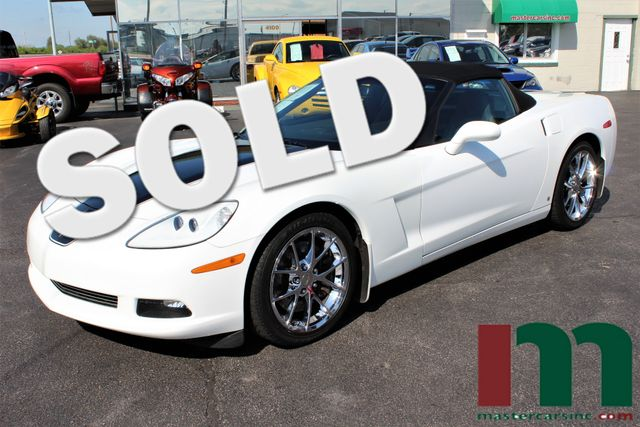 2008 Chevrolet Corvette 4LT | Granite City, Illinois | MasterCars Company Inc. in Granite City Illinois