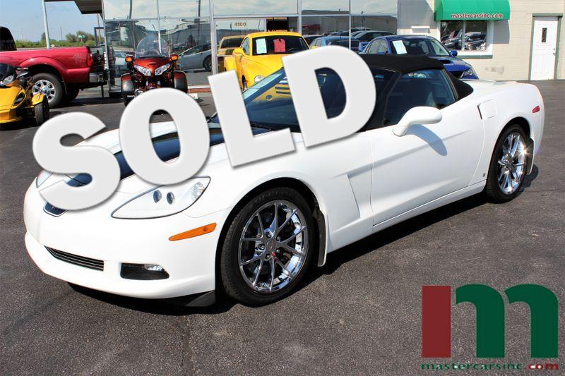 2008 Chevrolet Corvette 4LT | Granite City, Illinois | MasterCars Company Inc. in Granite City Illinois