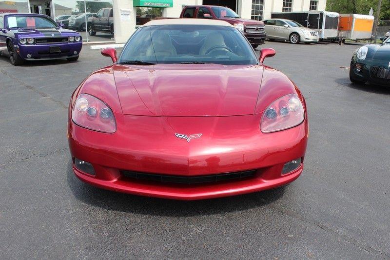 2008 Chevrolet Corvette Granite City Illinois Mastercars Company Inc In Granite City