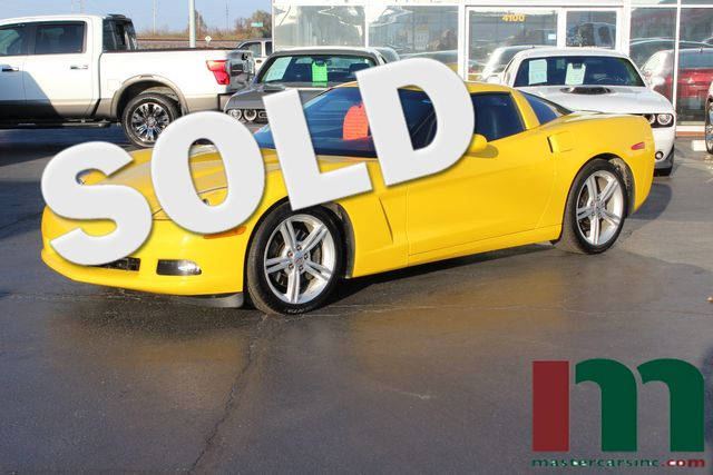 2008 Chevrolet Corvette LS3 | Granite City, Illinois | MasterCars Company Inc. in Granite City Illinois