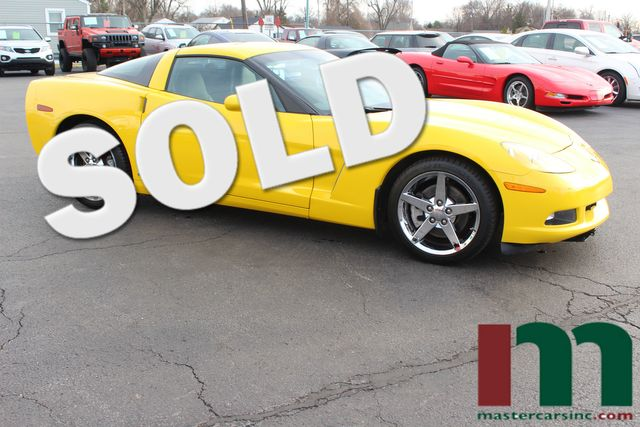 2008 Chevrolet Corvette    Granite City, Illinois   MasterCars Company Inc. in Granite City Illinois
