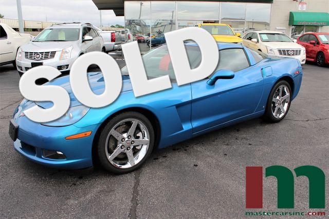 2008 Chevrolet Corvette Z51   Granite City, Illinois   MasterCars Company Inc. in Granite City Illinois