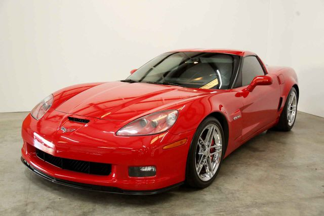 2008 Chevrolet Corvette Z06 Houston, Texas 3