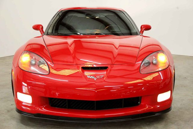 2008 Chevrolet Corvette Z06 Houston, Texas 5