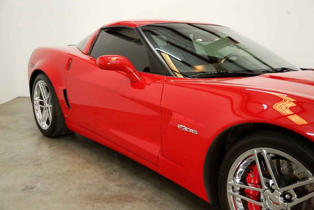 2008 Chevrolet Corvette Z06 Houston, Texas 7