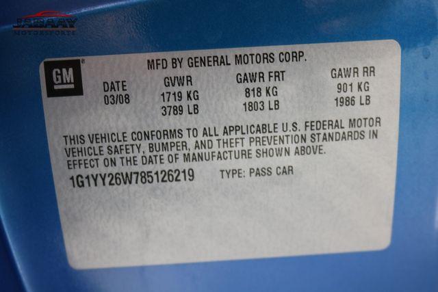 2008 Chevrolet Corvette Merrillville, Indiana 51