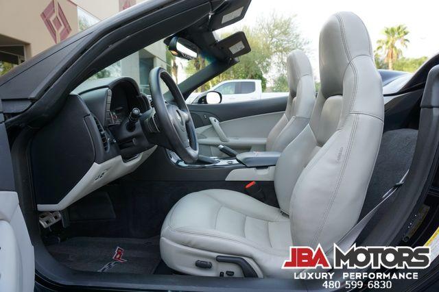 2008 Chevrolet Corvette Convertible Z51 Clean CarFax LOW MILES in Mesa, AZ 85202